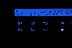 Kék, normál LCD