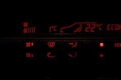 Piros, inverz LCD