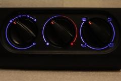 Passat B4 kék fűtés