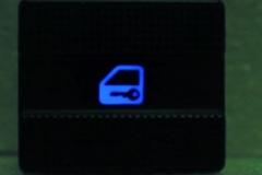 Kék központi zár