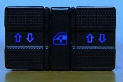 Kék ablak középső